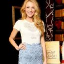 "Blake Lively at Godiva's Valentine's Day ""Sweetest Story Ever Told"" Event"