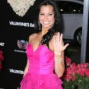 Melissa Rycroft - 'Valentine's Day' Los Angeles Premiere At Grauman's Chinese Theatre On February 8, 2010 - 454 x 673