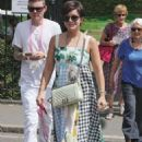 Lily Allen – Wimbledon Tennis Championships 2019 in London - 454 x 689