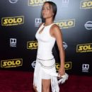 Christina Milian – 'Solo: A Star Wars Story' Premiere in Los Angeles