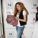Rachelle Lefevre - The Pre Emmy Charity Gifting Suite - The London Hotel In Los Angeles