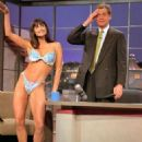 Demi Moore in The Late Show with David Letterman (1996) - 454 x 592