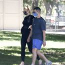 Sophie Turner and Joe Jonas – Out in Los Angeles
