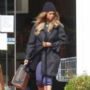 Tyra Banks with boyfriend Louis Belanger-Martin – Out for shopping in Los Angeles