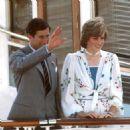 Princess Diana and Prince Charles - 454 x 454