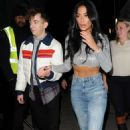 Nicole Scherzinger – Seen leaving X Factor Studios in London