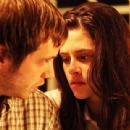 Aaron Stanford as Beagle and Kristen Stewart as Georgia in 7-57 Releasing 'The Cake Eaters.'