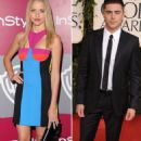Zac Efron and Teresa Palmer