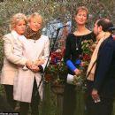 Meredith Baxter and Nancy Locke wedding Pics