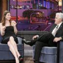 Jessica Biel - The Tonight Show with Jay Leno , 3 February 2010