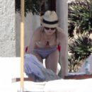 Diane Kruger - Joshua Jackson and his gf soaking up the sun in Cabo, 09.01.2011.