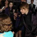 "Justin Bieber at the Los Angeles premiere of ""Never Say Never"" Nokia Live Tuesday,February 8,2011"