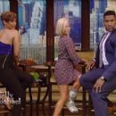 Tyra Banks Live With Kelly and Michael