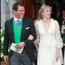 Dominic West and Catherine Fitzgerald - 280 x 390