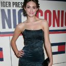Emmy Rossum - InStyle Hosts Party For Tommy Hilfiger's Bravo TV Special, Beverly Hills - October 2 '08