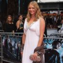 Jodie Kidd - UK Premiere Of Harry Potter And The Half-Blood Prince At Odeon Leicester Square On July 7, 2009 In London, England