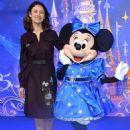 Olga Kurylenko – Disneyland 25th Anniversary Celebration in Paris - 454 x 621