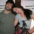 Natalia Oreiro and Daniel Hendler