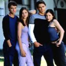 Shane West, Jodi Lyn O'Keefe, James Franco and Marla Sokoloff in Columbia/Phoenix's Whatever It Takes - 3/2000