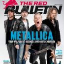 Metallica - The Red Bulletin Magazine Cover [Germany] (March 2017)