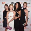 Actress Miranda Rae Mayo attends