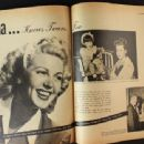 Lana Turner - Movieland Magazine Pictorial [United States] (April 1949) - 454 x 340