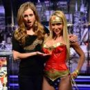 Sara Jean Underwood - as Wonder Woman Attack of the Show - 17/02/11