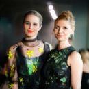 Dianna Agron – Prada Resort 2019 Fashion Show in New York