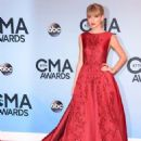 Taylor Swift brought home the Pinnacle Award from the 2013 CMA Awards on Wednesday (November 6)