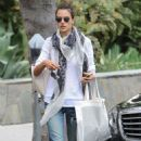 Alessandra Ambrosio Out and About In West Hollywood