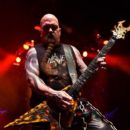 Kerry King performs  at The Theater at Madison Square Garden on July 27, 2017 in New York City - 399 x 600