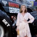 Hilarie Burton – 'Rampage' Premiere in Los Angeles - 454 x 681