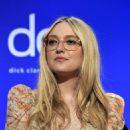 Dakota Fanning – 2019 Golden Globe Awards Nominations in Beverly Hills