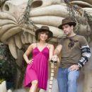 Cheryl Burke - Disneyland Photoshoot, 04.06.2008.