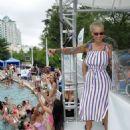 Amber Rose – Hosts Foxwoods Resort Casino`s Liquid Sundays in Mashantucket - 454 x 681