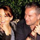 Angelique Boyer and José Alberto Castro