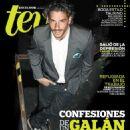 Erick Elias- Teve Diario Excelsior Magazine Mexico 7 March 2013