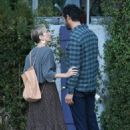 Kristen Wiig and boyfriend Fabrizio Moretti out in Los Angeles