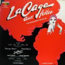 La Cage Aux Follies Original 1983 Broadway Cast Music and Lyrics By Jerry Herman - 454 x 460