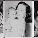 Ann Blyth and Dr. James McNulty - 454 x 220