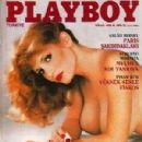 Kimberly McArthur - Playboy Magazine Cover [Turkey] (April 1986)