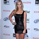 Laura Vandervoort Maxim Hot 100 Party - 454 x 732