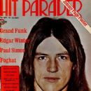 Hit Parader Magazine Cover [United States] (September 1974)
