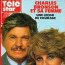 Charles Bronson - Télé Star Magazine Cover [France] (15 January 1990)