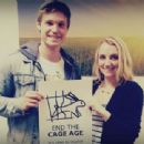 Evanna Lynch and Robbie Jarvis - 454 x 311