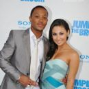 Romeo Miller and Francia Raisa - 399 x 620