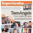 Gastón Dalmau, María Eugenia Suárez, Juan Pedro Lanzani, Nicolás Riera - Espectaculos Magazine Cover [Argentina] (18 November 2013)