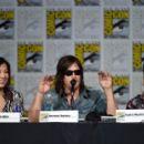 Norman Reedus-July 11, 2015-TV Guide Magazine: Fan Favorites at Comic-Con International 2015