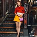 AnnaSophia Robb – Roger Vivier FW19 Collection 'Jewels to Shoes' Campaign 2019 - 454 x 489
