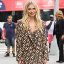 Willa Ford – Outside 'Build Series' in New York - 454 x 862